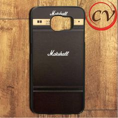 Marshall Jmd Amplifier Samsung Galaxy S7 Edge Case
