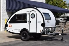 2017 Little Guy TB M@X S - T19717 - New Travel Trailer RV for sale in Orchard Park, New York.