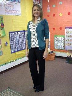 Teacher clothes - professional but ok for hot weather and teaching ...