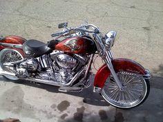 Harley Davidson Choppers | My Harley: Harley Davidson Motorcycles » 2000-2010 » 2006 Harley ...