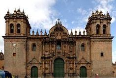 The Cathedral of Santo Domingo, also known as Cusco Cathedral, is the mother church of the Roman Catholic Archdiocese of Cusco. The cathedral is located on the main road of Cusco, Peru, called the Avenida de Sol. Building was completed in 1654, almost a hundred years after construction began.