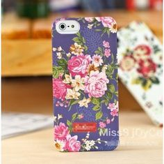 Hot New Iphone5 Case Iphone 5 Case Flower Rural S ($9.99)