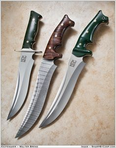 Custom made knife - stunning.