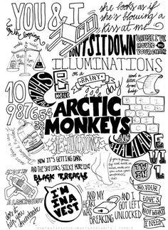 Arctic Monkeys songs