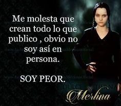 Peor...