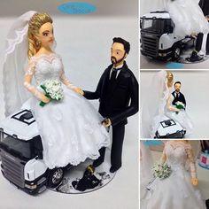❤️#noivinhospersonalizados ❤️ #biscuit  #casamento # #weddingplanning #wedding #weddingdress #weddingcake #weddingplanner #noivas #weddingcaketopper #noivinhos #universodasnoivas #caminhoneiro #mecanico #buque #noivos #noivas2016 #noivado #noivasdobrasil #noivas2017 #topodebolopersonalizado #topodebolo #caketopper #casamentos #topodebolodecasamento #caraarteembiscuit  ❣Orçamentos: caraarteembiscuit@yahoo.com.br, ou envie uma mensagem inbox na página https://facebook.com/caraarteembiscu...