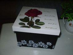 porta joia - caixa MDF