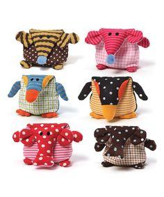 GUND Little Littles Beanbag - Set of 18 | zulily