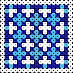 Hama perler bead design - Villi.Ingi