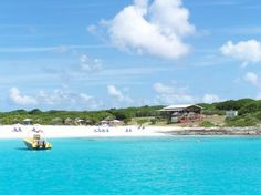 Prickly Pear--Island not far from St. Martin. Day trip is a must!