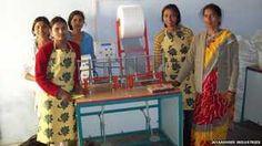 India the sanitary pad machine
