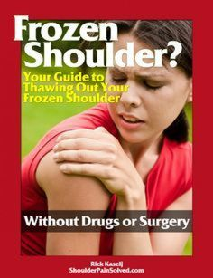 Frozen Shoulder Client Guide Exercises for Frozen Shoulder. Don't forget seated rows and other scap exercises What Is Frozen Shoulder, Frozen Shoulder Pain, Frozen Shoulder Exercises, Frozen Shoulder Treatment, Shoulder Pain Exercises, Shoulder Injuries, Shoulder Workout, Shoulder Rehab, Shoulder Surgery