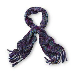 Dream Out Loud by Selena Gomez  Junior's Space-Dyed Knit Scarf   $12
