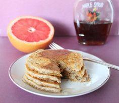 Vegan Vanilla Pancakes -
