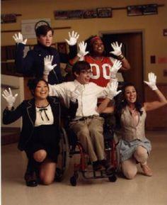Glee Photo Mug Hot Cocoa Gift Basket