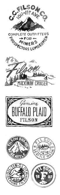 Designspiration — Design Inspiration  watercolor badges