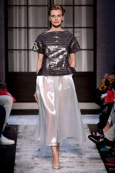 Schiaparelli Couture A/W 15 | Harper's Bazaar
