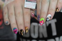 FUN nail art!