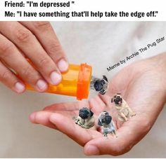 A sure cure...