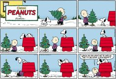 Christmas tree for Snoopy