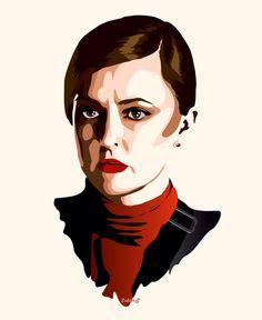 Margot by ZacharyFeore on deviantART