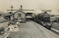 Etruria station Stoke On Trent, Bournemouth, Local History, Train Station, Newcastle, Arch, Past, Places To Visit, Pictures