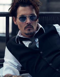 Pics--Johnny's Dior shoot   JohnnyDepp-Zone