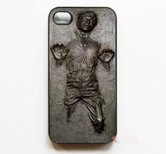 Han Solo iPhone Case. I don't have an iPhone..but I still want it :)