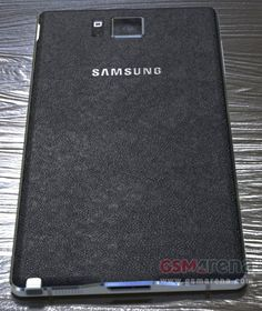 c3dc0604865ec First look at the Samsung Galaxy Note 4 appears very Familiar - http