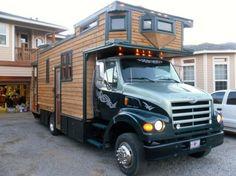 99 Sterling Diesel Roadrunner House Truck For Sale Photo