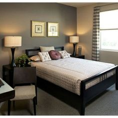 Bedroom Accent Wall Design, Pictures, Remodel, Decor and Ideas - page 10