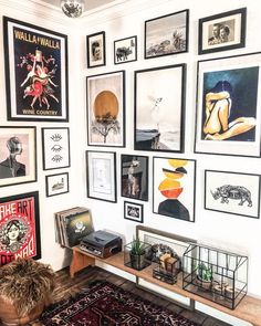 Gallery wall at home - interior art deco room decoration room . - Gallery wall at home – Art Deco interior room decoration room decor room - Decor Room, Living Room Decor, Living Spaces, Wall Decor, Bench Decor, Bohemian House, Bohemian Decor, Boho, Bohemian Wall Art