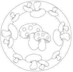 malvolage mais | die herbstseite im kidsweb.de | fall mandalas | pinterest | herbst, igel und