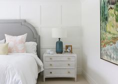 classic • casual • home Tips to Style Your Bedside Table