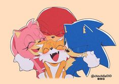 Sonic And Amy, Sonic And Shadow, Shadow The Hedgehog, Sonic The Hedgehog, Sonic & Knuckles, Sonic The Movie, Sonic Funny, Sonic Heroes, Sonic Fan Characters