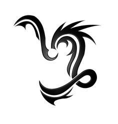 Capricorn Taurus Leo Tribal by kuroakai on DeviantArt Capricorn Sign Tattoo, Taurus Symbol Tattoo, Capricorn Symbol, Taurus Symbols, Capricorn And Taurus, Capricorn Tattoo, Zodiac Tattoos, Symbol Tattoos, Love Tattoos