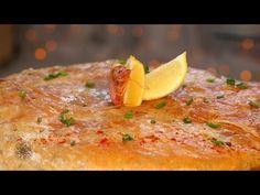 Pastela de pescado y marisco.  Receta marroquí