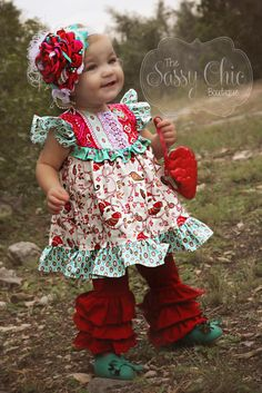 Holiday Pearl Set - sassy chic boutique