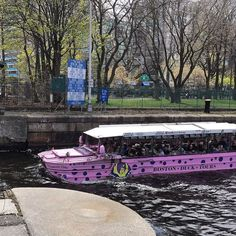 What a beautiful day on the Charles River!: View on Instagram #BostonDuckTours #MarketDistrict #Boston