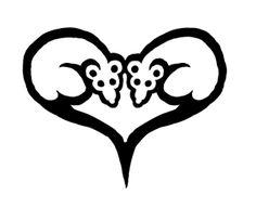 Rat tattoo - love this!