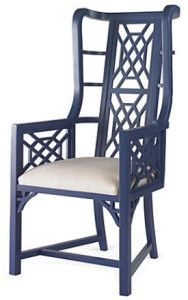 Kings Grant Arm Chair and Captain Chair | Taylor Burke Home