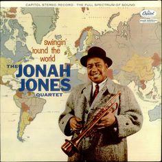 The Jonah Jones Quartet - Swingin' Round The World at Discogs