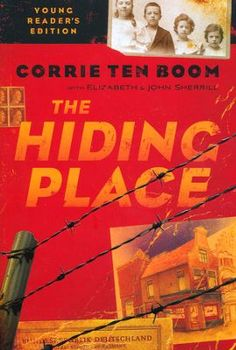 a religious analysis of the hiding place by corrie ten boom and john and elizabeth sherrill Elizabeth sherrill is the author behind the classic best sellers the hiding place about corrie ten boom, the cross and the switchblade about david wilker.