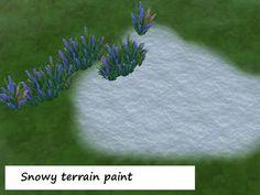 Peinture de terrain