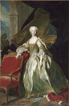 Infanta María Luisa Rafaela de Borbón y Farnesio