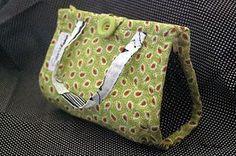 Forever Always Online: Christmas Gift Giving - TUTORIAL QUILTED MUG BAG