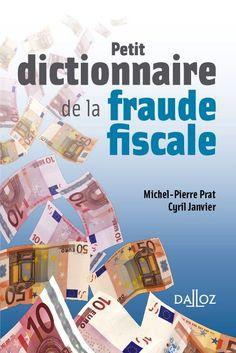 Petit dictionnaire de la fraude fiscale