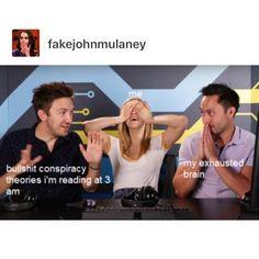 Stupid Funny, Haha Funny, Hilarious, Lol, Funny Relatable Memes, Funny Posts, Parks And Rec Memes, Fandoms Tumblr, Buzzfeed Funny