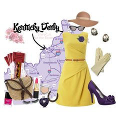 What to Wear: Kentucky Derby, created by nicoleangie on Polyvore