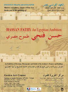 Serge Santelli- Architecte - Paris | Expo Hassan Fathy, une ambition egypt